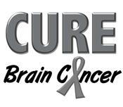CURE Brain Cancer 1.3 Tee-Shirts & Apparel
