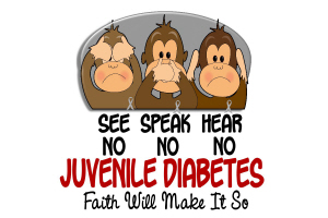 See Speak Hear No Juvenile Diabetes 1