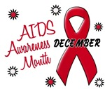 AIDS Awareness Month T-Shirts & Gifts
