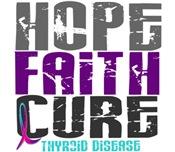 HOPE FAITH CURE Thyroid Disease