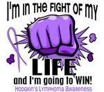 Fight Of My Life Hodgkin's Lymphoma T-Sh