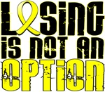 Losing Is Not An Option Endometriosis Shirts