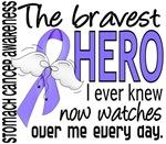 Bravest Hero I Knew Stomach Cancer Gifts