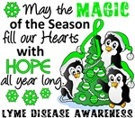 Lyme Disease Christmas Cards and Gifts