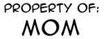 Property of: Mom