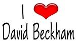 I Heart David Beckham