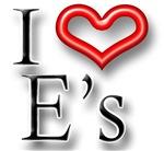 I Heart E Names