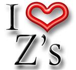 I Heart Z Names