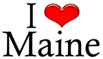 I Heart Maine