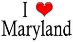 I Heart Maryland
