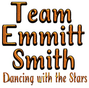 Team Emmitt Smith Dancing with the Stars