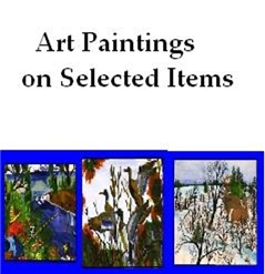 Art paintings Specials