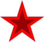 Red W Star