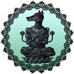 Dog buddha