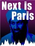Next is Paris