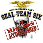 Seal Team Six Mission Accomplished