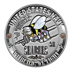 Seabees Construction Electrician CE Can Do