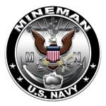 USN Mineman Eagle MN
