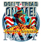 US Navy Dont Tread on Me Snake