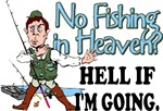 No Fishing in Heaven?