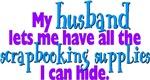 My Husband Lets Me...