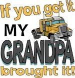 Grandpa Brought it