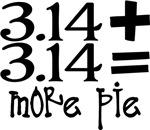 3.14 = More Pie
