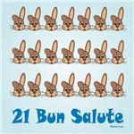 21 Bun Salute