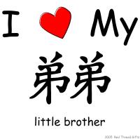 I Love My Di Di (Little Brother)
