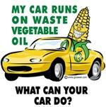 My Car Runs On Veggie