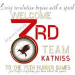 3rd Quarter Quell Team Katniss