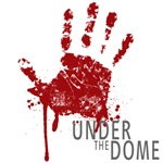 Under the Dome Bloody Handprint
