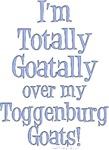 Totally Goatally Toggenburg Goat