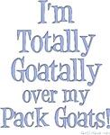 Totally Goatally Pack Goat