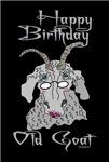 Old Goat Birthday 4 Her