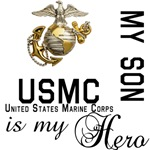 USMC My Son MY Hero