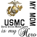 USMC My Mom MY Hero