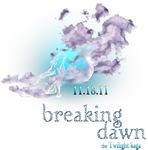 Breaking Dawn Clouds