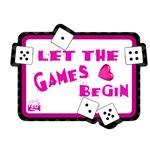 Let The Games Begin Bunco/Dice