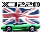 XJ220 Jag