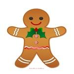 Gingerbread Man Boy