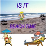 IS IT BEACH TIME