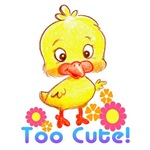 Too Cute Chick