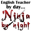 English Teacher Ninja