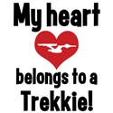 My Heart Belongs to a Trekkie