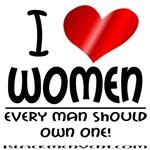I Heart Women
