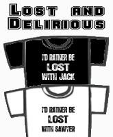 Lost & Delirious
