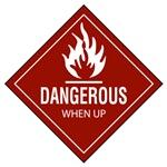Dangerous: When UP