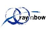 Ray'nBow Logo (Black)