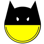 Bat Smiley
